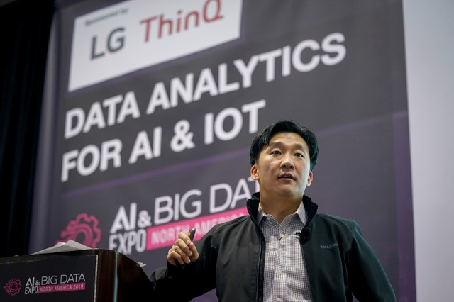 LG ThinQ: Our experience with AI so far and what's next for the industry
