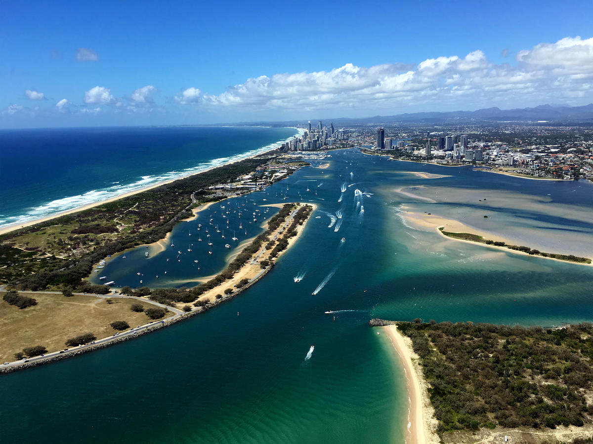 QUT to use AI and ML in Gold Coast future waterways project