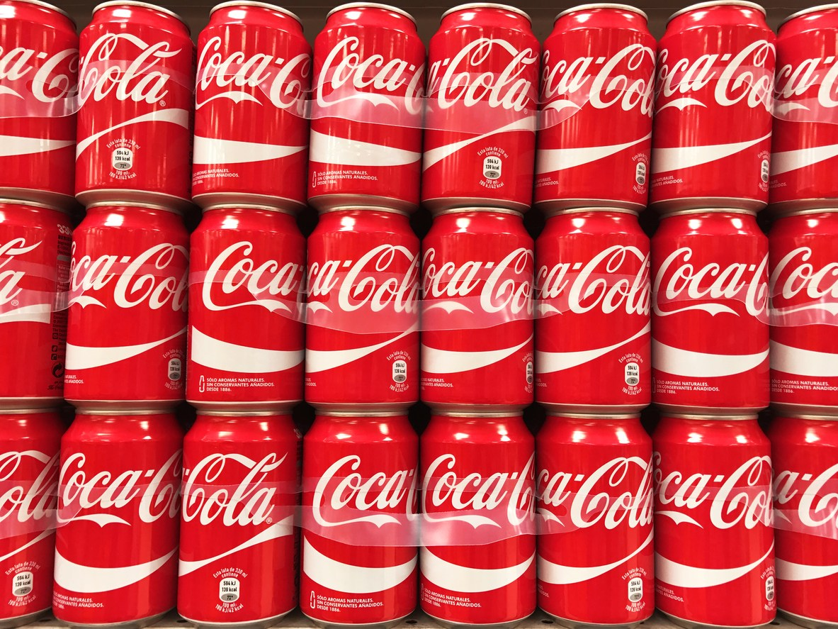 How Coca-Cola uses artificial intelligence to stay on top