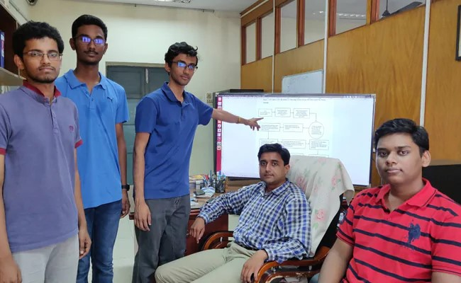 IIT Madras Team develops AI technology to convert brain signals into English language